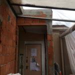 ristrutturazione casa demolizione soffitto