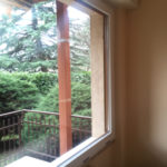 ristrutturazione casa finestra sala