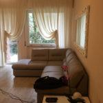 ristrutturazione casa sala e finestra